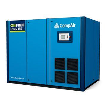 CompAir Rotary Screw Compressor