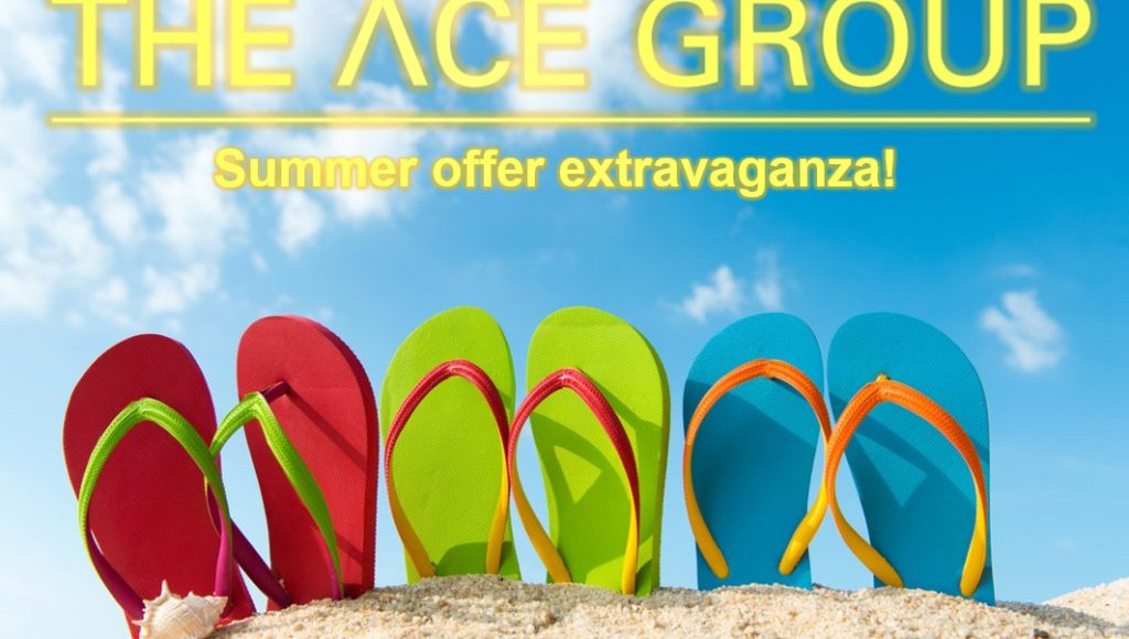 ACE Group Summer Offers