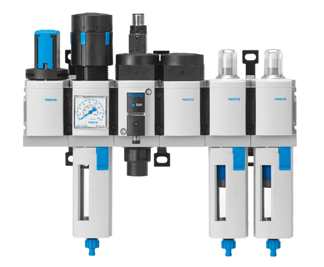 Festo MS air prep