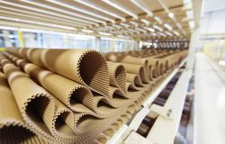Cardboard manufacturing mill Manchester