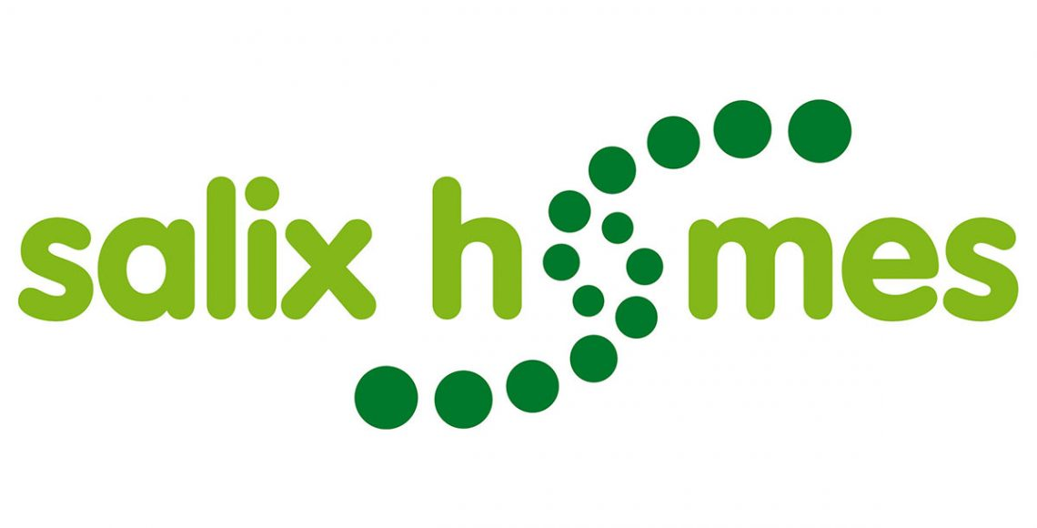 Salix Homes [logo]