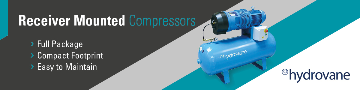 Receiver Mounted Compressors