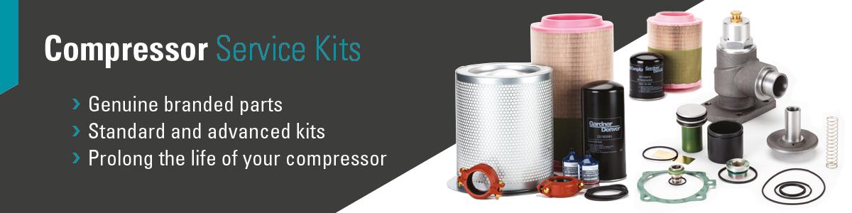 Air Compressor Service Kits